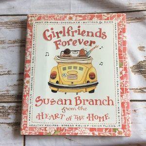 Susan Branch Girlfriends Forever book